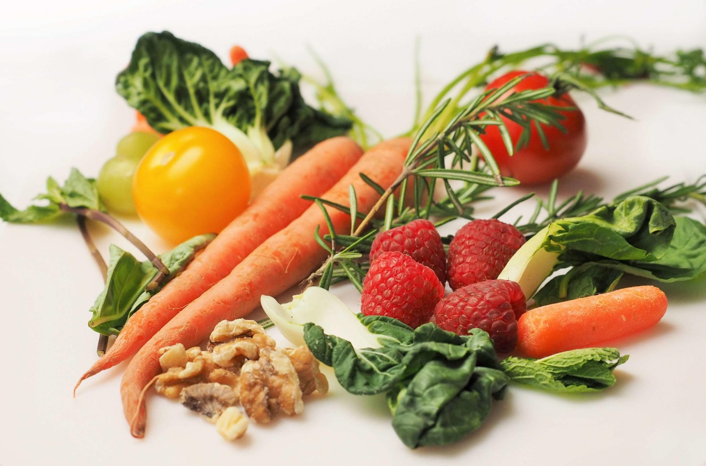légumes contenant du beta carotène 2